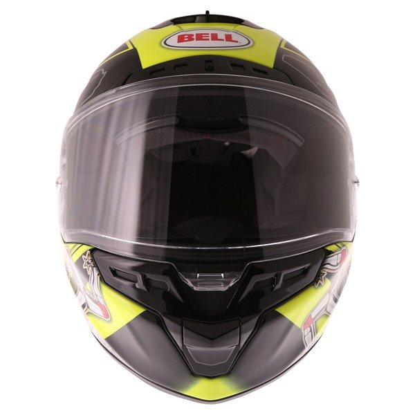 Bell Star IOM Full Face Motorcycle Helmet Front
