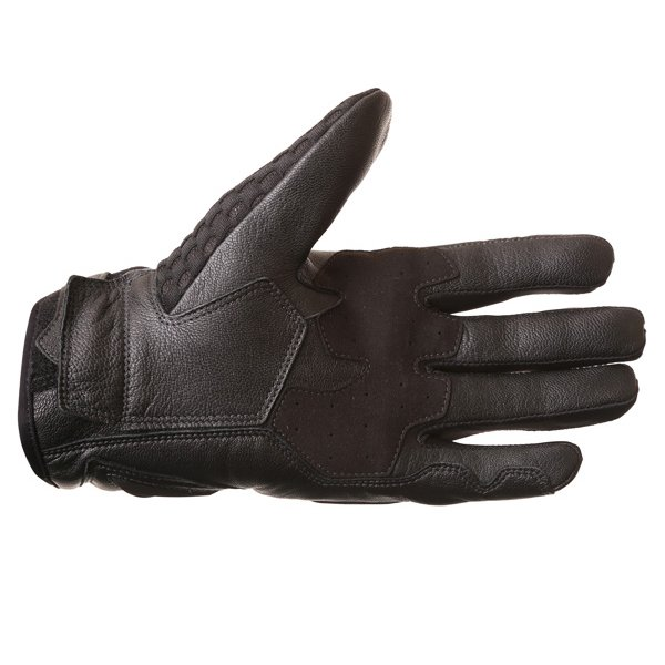 Dainese Air Hero Black Motorcycle Gloves Palm
