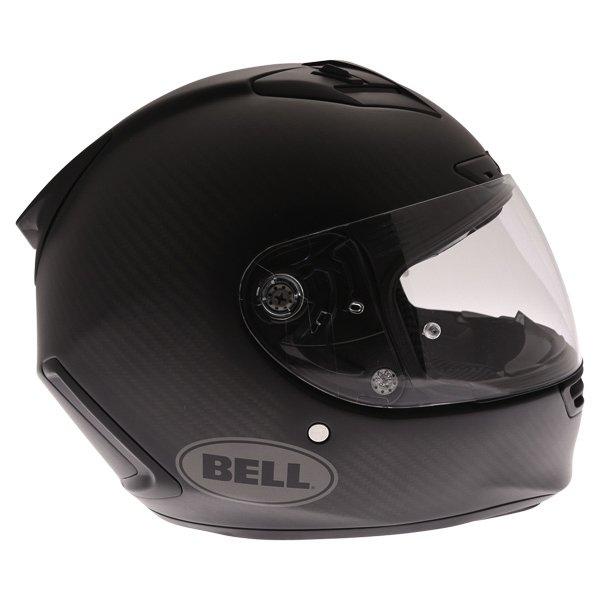 Bell Star Carbon Matt Carbon Full Face Motorcycle Helmet Right Side