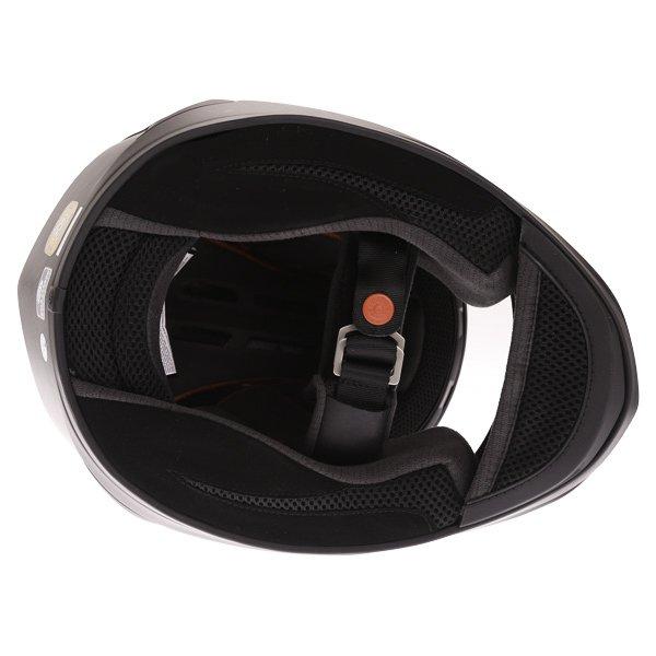Bell Star Carbon Matt Carbon Full Face Motorcycle Helmet Inside