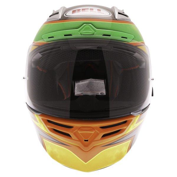 Bell Star Carbon SE Fillmore Full Face Motorcycle Helmet Front