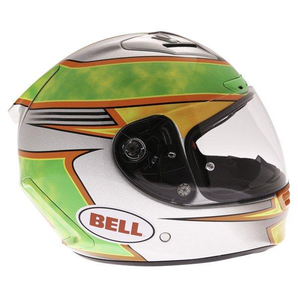 Bell Star Carbon SE Fillmore Full Face Motorcycle Helmet Right Side