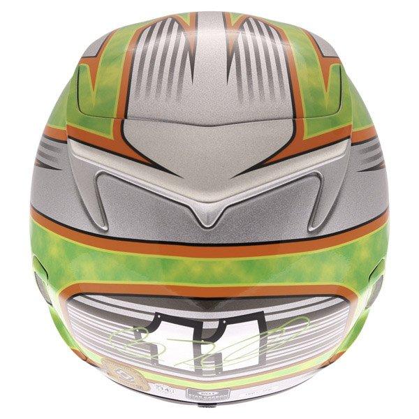Bell Star Carbon SE Fillmore Full Face Motorcycle Helmet Back