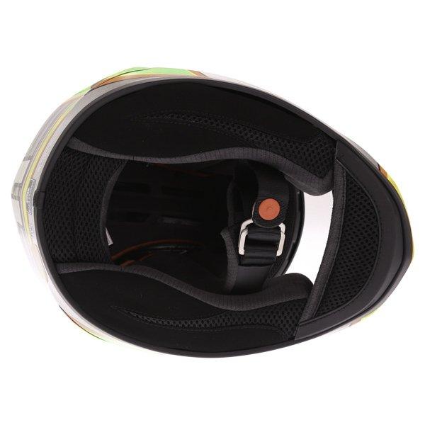 Bell Star Carbon SE Fillmore Full Face Motorcycle Helmet Inside