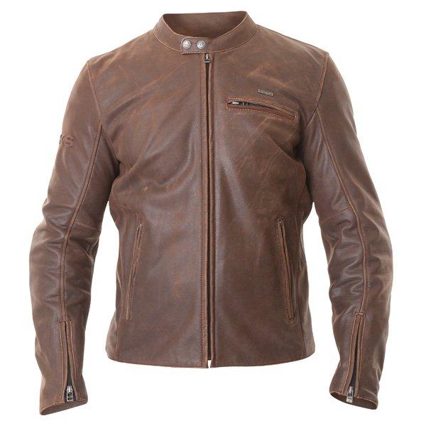 Classic Wash Jacket Brown