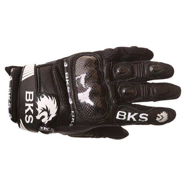 Namib Mesh Glove Black White