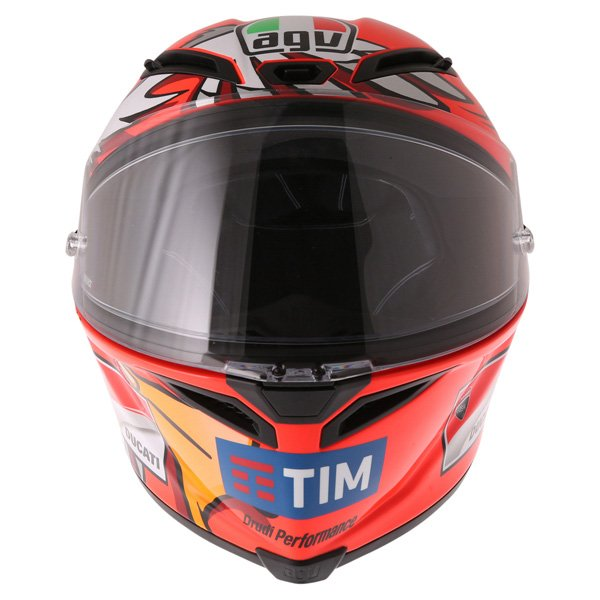 AGV Corsa Andrea Iannone 2016 Winter Test Limited Edition Full Face Motorcycle Helmet Front