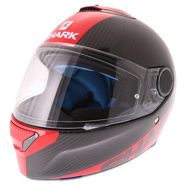 Spartan Carbon Skin Helmet DRR Shark Helmets