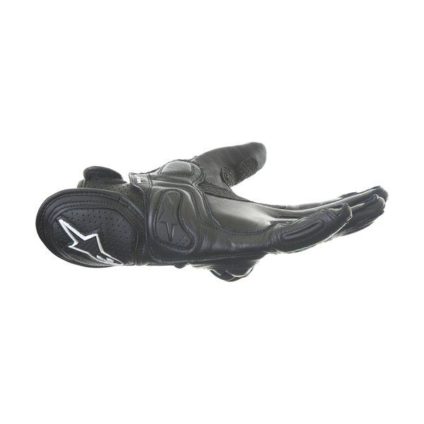 Alpinestars GPX Black Motorcycle Glove Little finger side