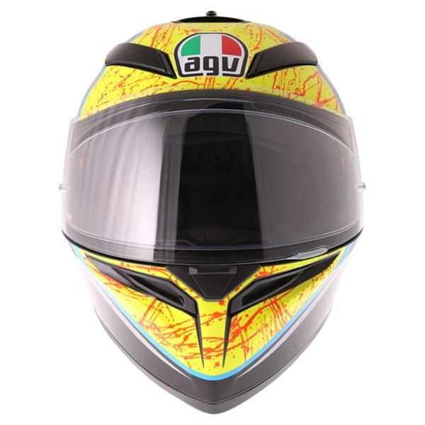 AGV K3 SV Bulega Full Face Motorcycle Helmet Front