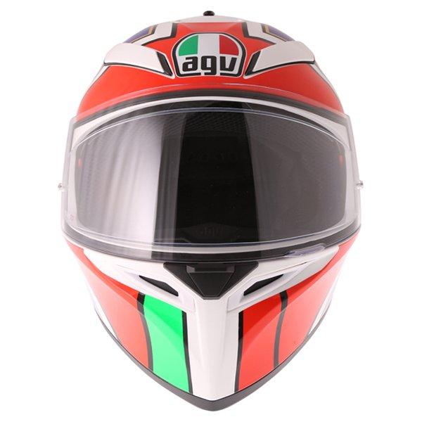 AGV K3 SV Marini Full Face Motorcycle Helmet Front