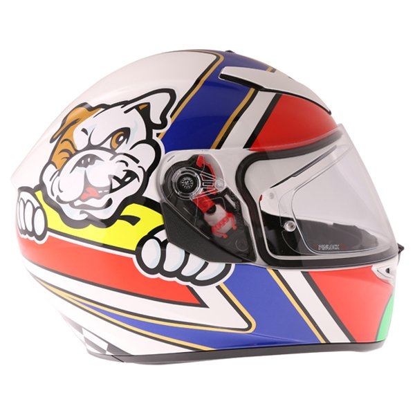AGV K3 SV Marini Full Face Motorcycle Helmet Right Side