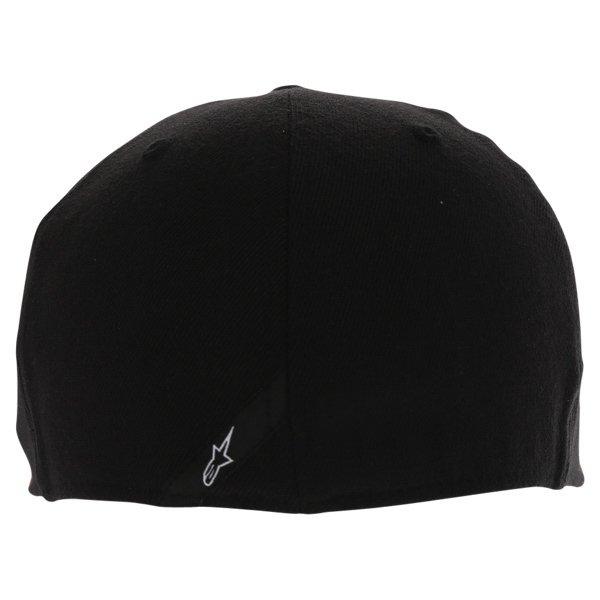 Alpinestars Druitt Flat Black Baseball Cap Back
