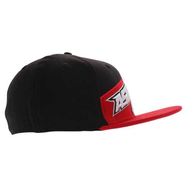 Alpinestars Druitt Flat Black Baseball Cap Right Side
