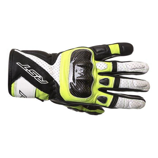 Stunt III CE 2123 Gloves Flo Yellow Gloves