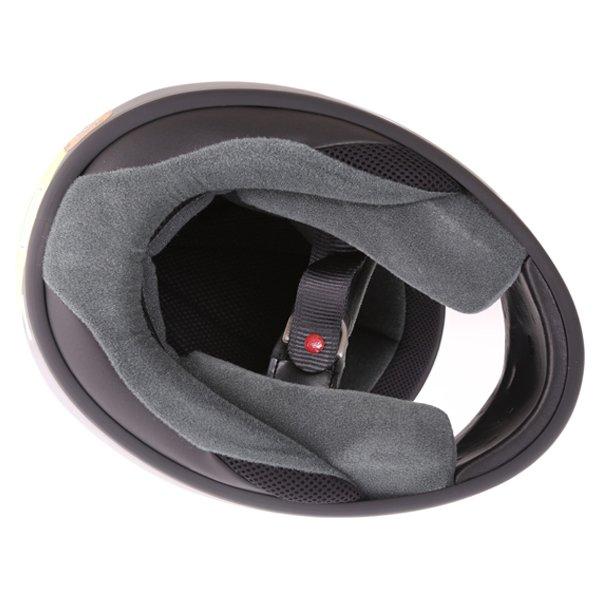 Arai Axces III Flow Green Full Face Motorcycle Helmet Inside