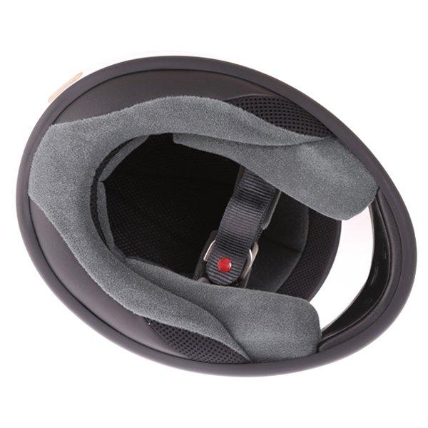 Arai Axces III Diamond White Full Face Motorcycle Helmet Inside