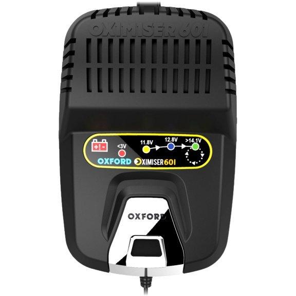 Oximiser 601 UK plug Discount Motorcycle Gear