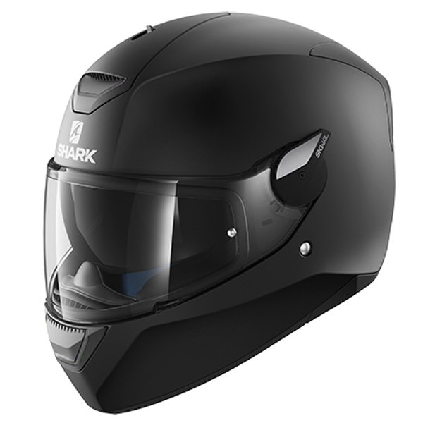 D-Skwal Helmet Matt Black Shark Helmets