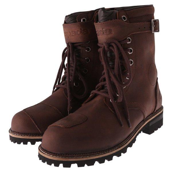 Pilgrim Grande WP Boots Brown