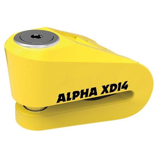 Alpha XD14 Disc Lock 14mm pin Disc Locks