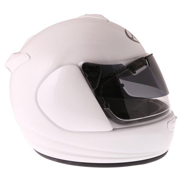 Arai Chaser-V Pro Diamond White Full Face Motorcycle Helmet Right Side