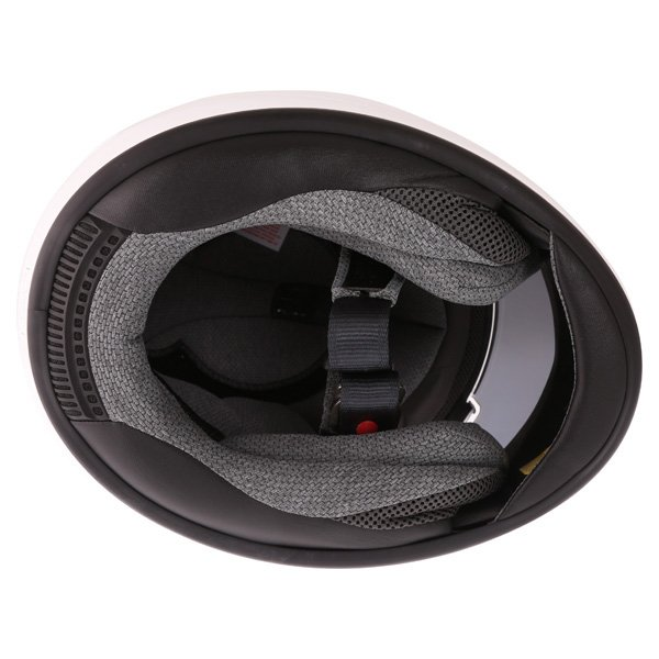 Arai Chaser-V Pro Diamond White Full Face Motorcycle Helmet Inside