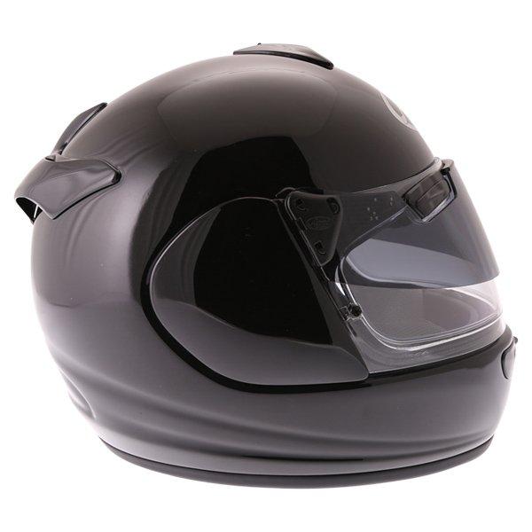 Arai Chaser-V Pro Diamond Black Full Face Motorcycle Helmet Right Side