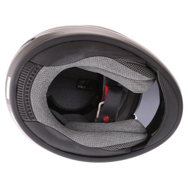 Arai Chaser-V Pro Diamond Black Full Face Motorcycle Helmet Inside