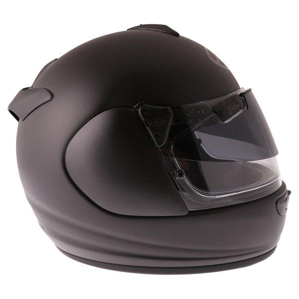 Arai Chaser-V Pro Frost Black Full Face Motorcycle Helmet Right Side