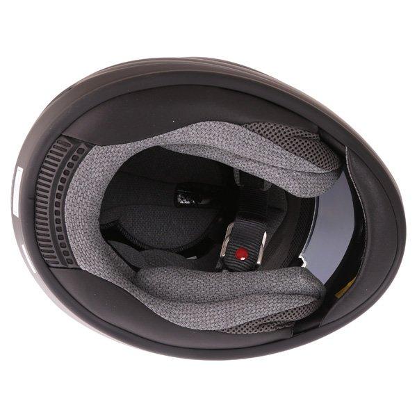 Arai Chaser-V Pro Frost Black Full Face Motorcycle Helmet Inside