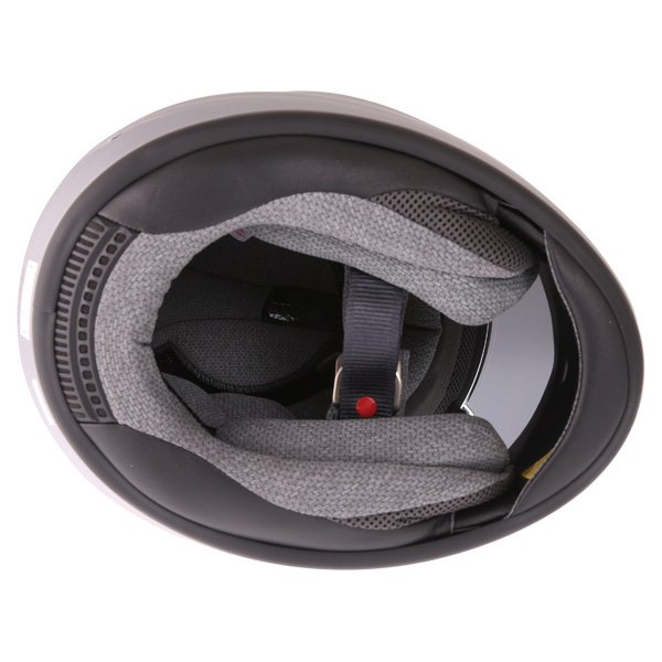 Arai Chaser-V Pro Tour Frost Grey Full Face Motorcycle Helmet Inside