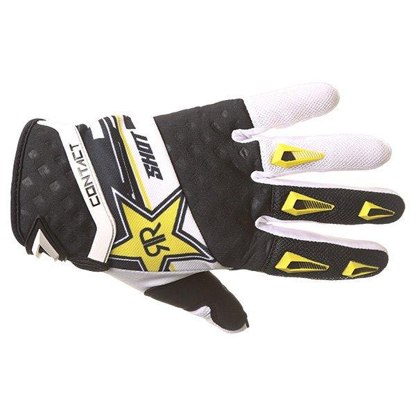 Adults Contact Gloves Rockstar Shot