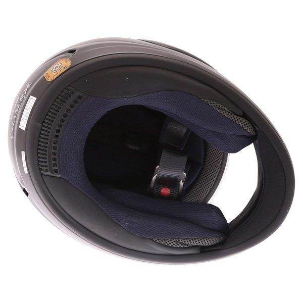 Arai Chaser-X Diamond Black Full Face Motorcycle Helmet Inside