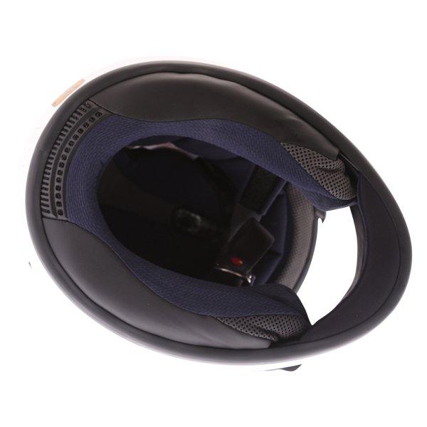 Arai Chaser-X Diamond White Full Face Motorcycle Helmet Inside