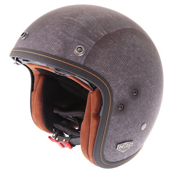 FG-70S Vintage Helmet Flat Black