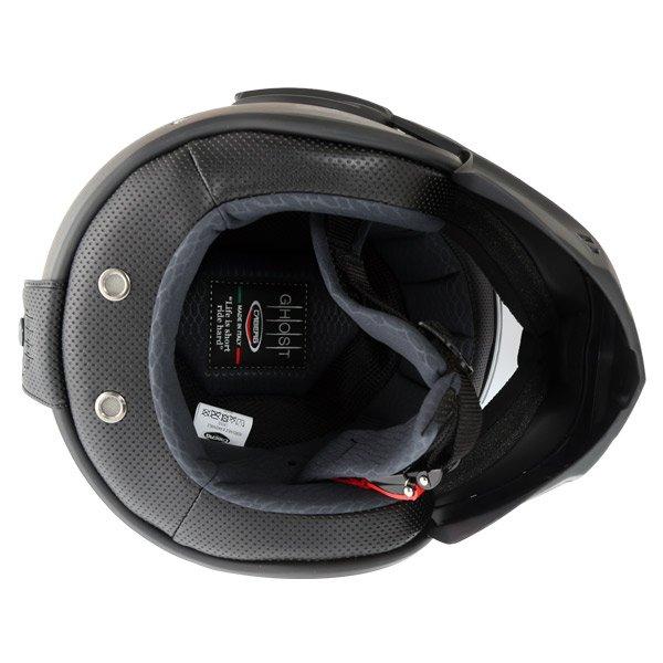 Caberg Ghost Rusty Motorcycle Helmet Inside