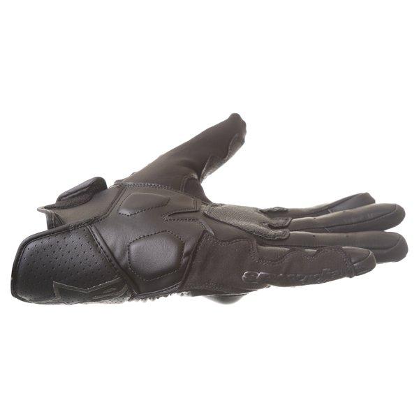 Alpinestars Booster Black Anthracite Motorcycle Gloves Little finger side