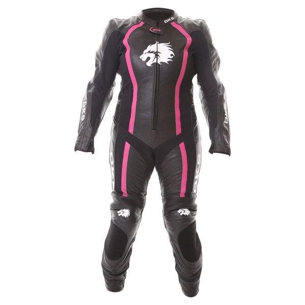 Dakota 1 piece Ladies suit Black Pink Ladies Suits