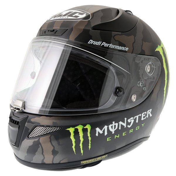 RPHA 11 Monster Helmet Military Camo