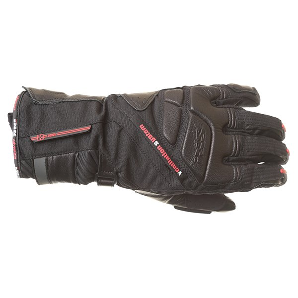 Adventure Gloves Black Gloves