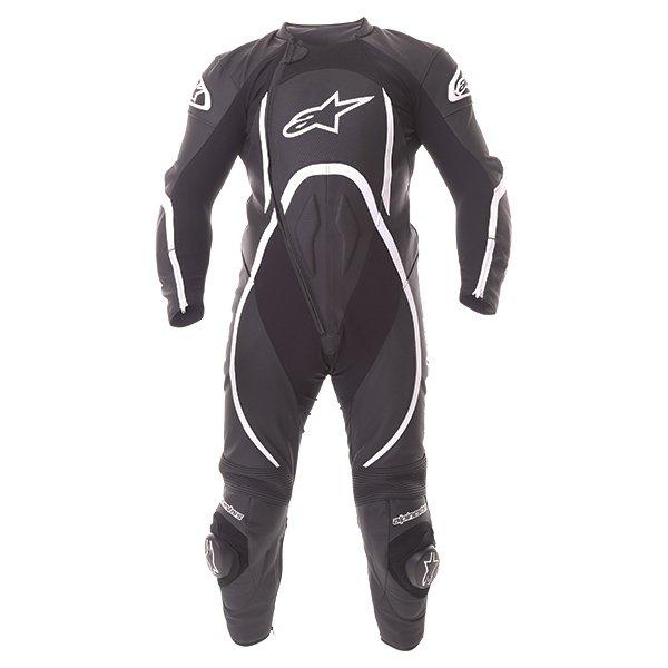 Orbiter 1pc Suit Black White Clothing