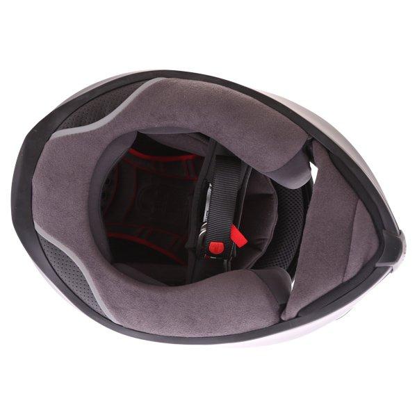 AGV K5-S Matt Black Full Face Motorcycle Helmet Inside