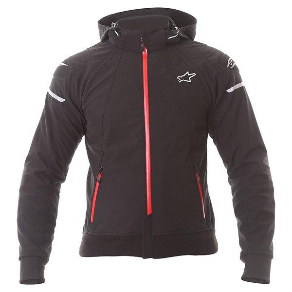 Alpinestars Sektor Tech Black Hoodie Front