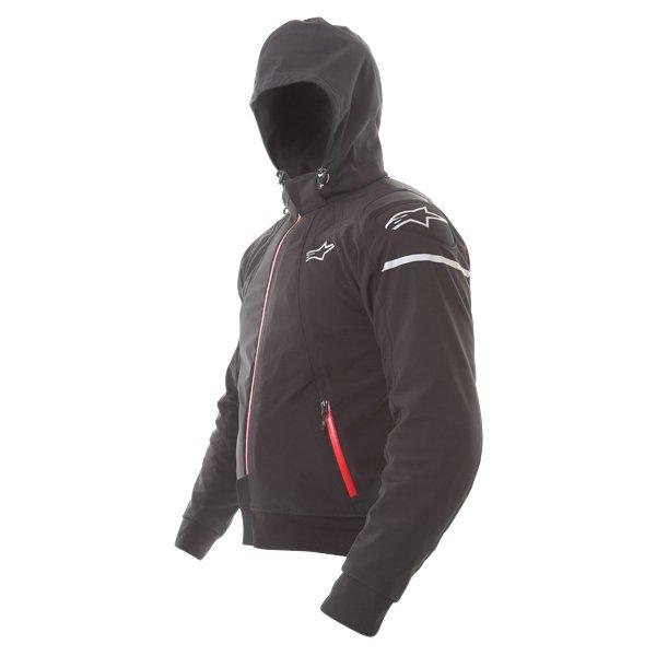 Alpinestars Sektor Tech Black Hoodie