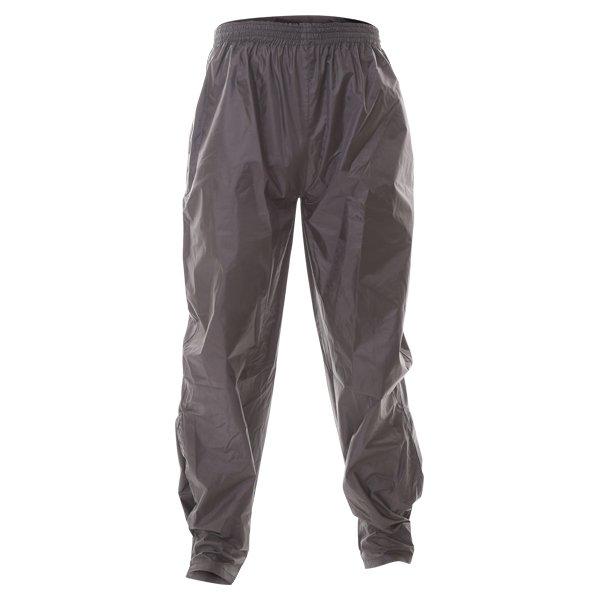 Frank Thomas Black Waterproof Over Pants Front