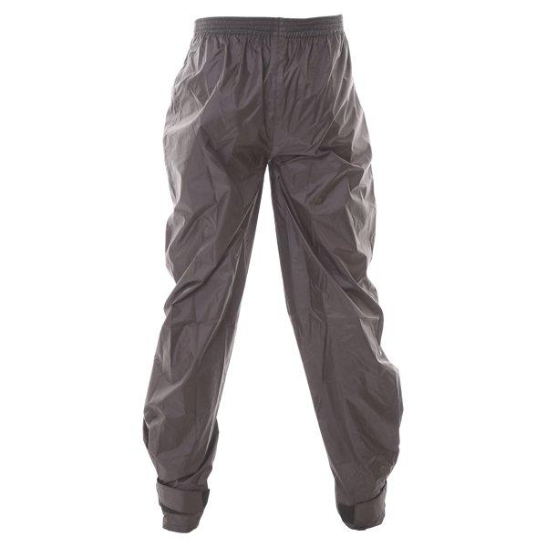 Frank Thomas Black Waterproof Over Pants Rear