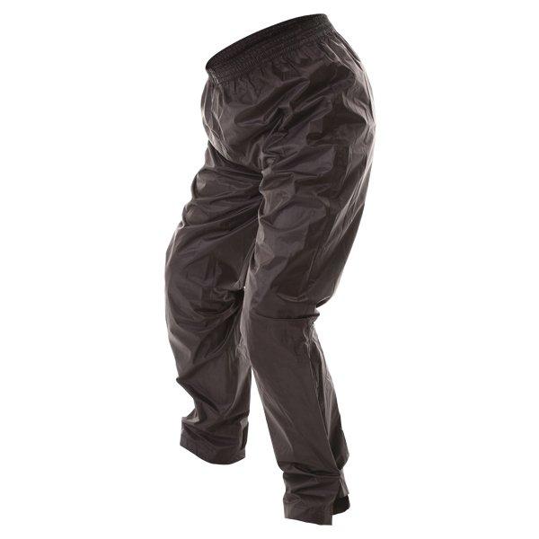 Frank Thomas Ladies Black Waterproof Over Pants Side