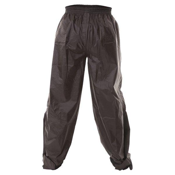 Frank Thomas Ladies Black Waterproof Over Pants Rear