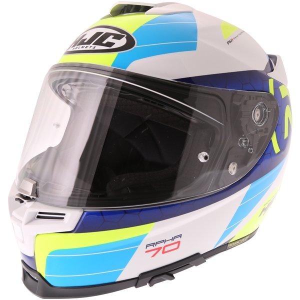 Rpha 70 Lif Helmet Blue